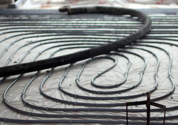 Underfloor Heating Wolverhampton