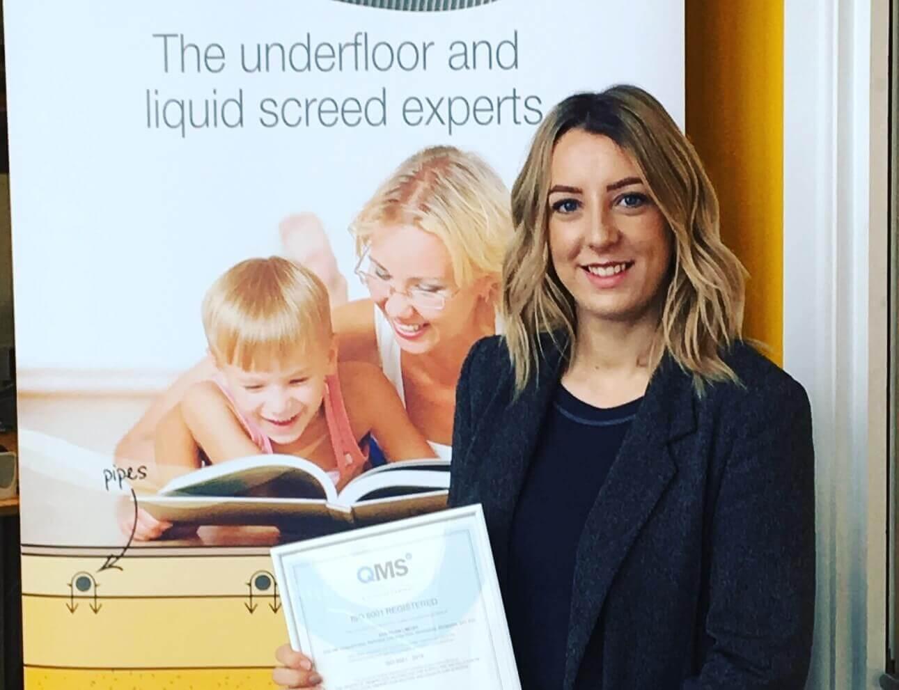 Jen ISO Registered