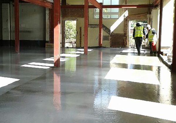 floor cement screed Wolverhampton