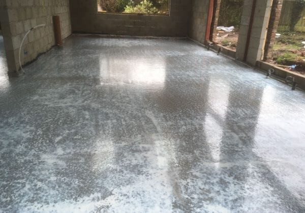 anhydrite floor Chester