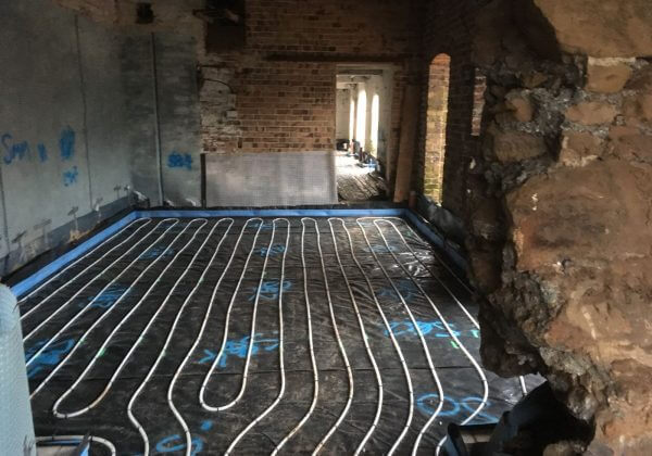 London floor screed