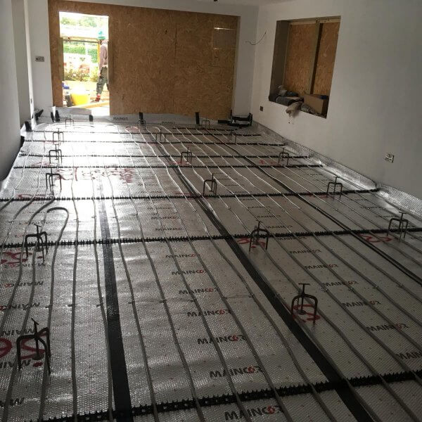 Underfloor Heating - Purchase a System Today