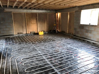 Underfloor Heating Chester